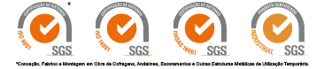 Certificação de Sistemas ISO 9001 SGS